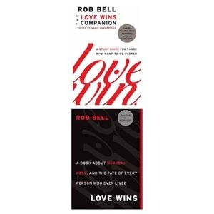 Love Wins by Rob Bell & Companion Guide